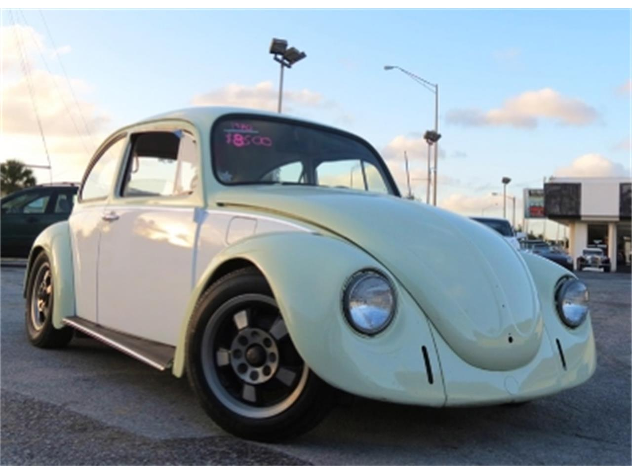 1970 volkswagen beetle for sale cc 642656. Black Bedroom Furniture Sets. Home Design Ideas