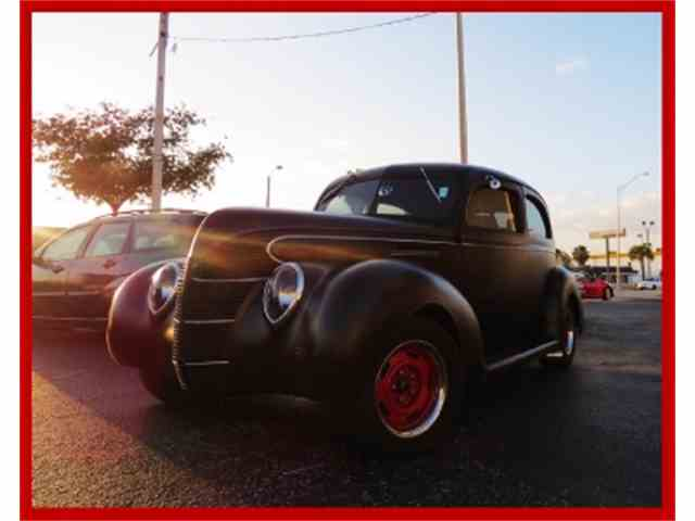 1939 Ford Hot Rod | 642660