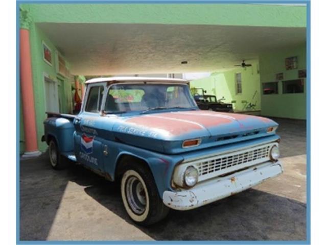 1963 Chevrolet C/K 10 | 642662