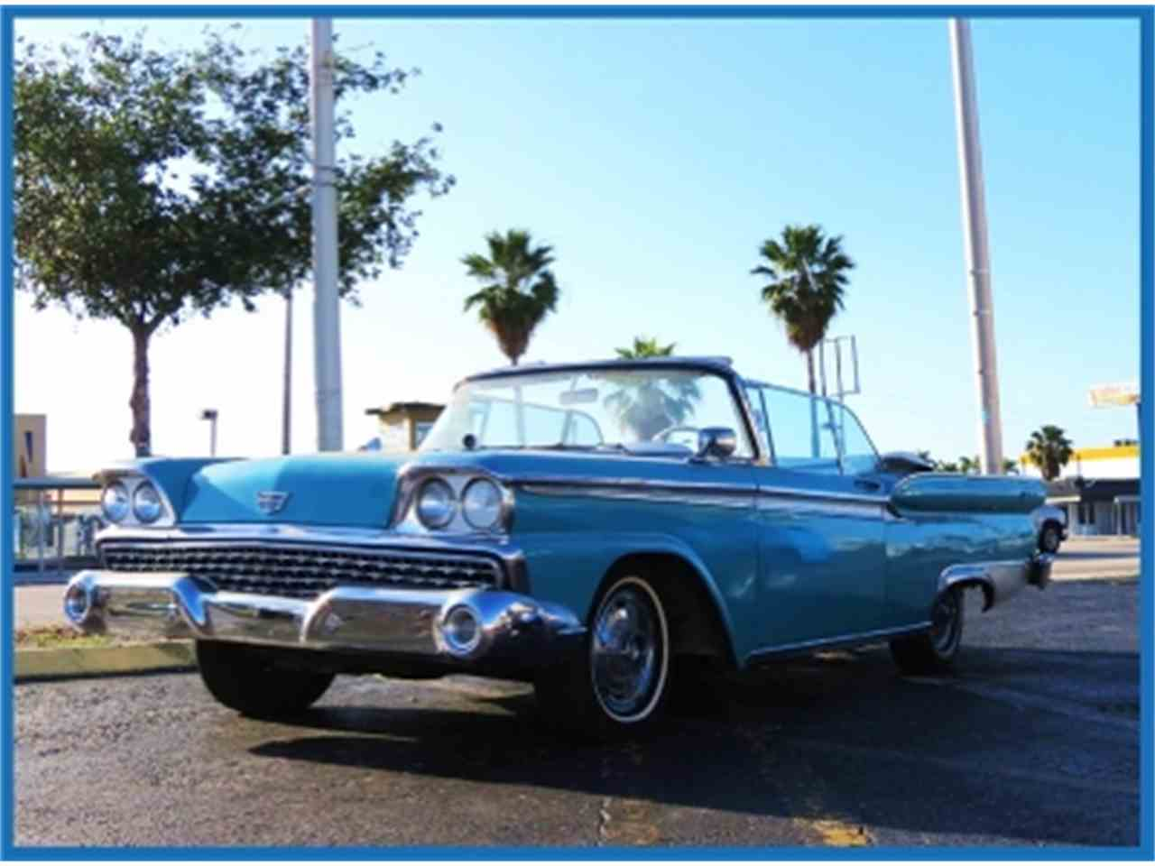 1959 Ford Fairlane for Sale | ClassicCars.com | CC-642664