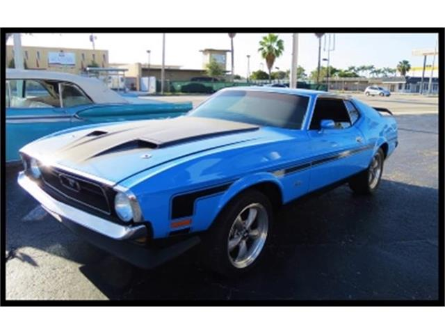 1972 Ford Mustang | 642665