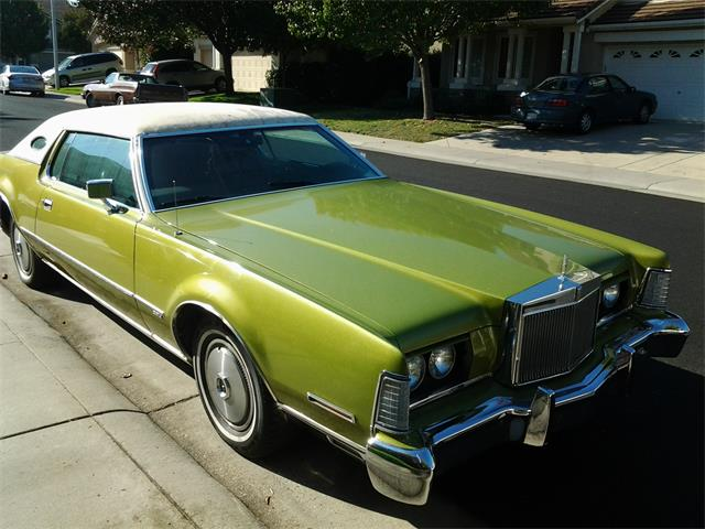 1973 Lincoln Continental Mark IV | 640272