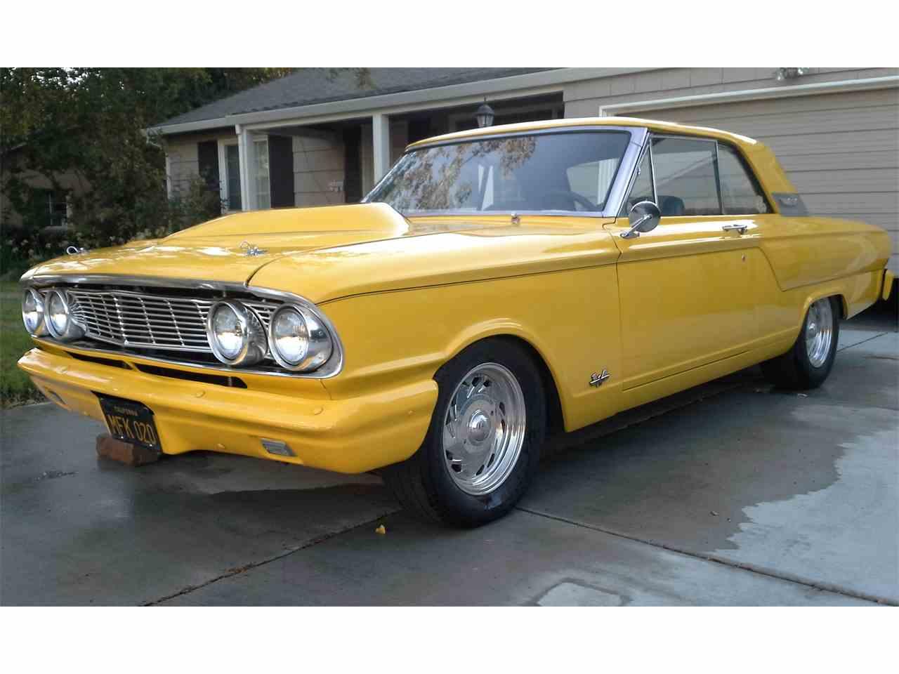 Sacramento Ford Dealers >> 1964 Ford Fairlane for Sale | ClassicCars.com | CC-642784