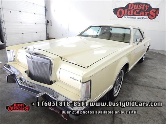1977 Lincoln Mark V | 642817