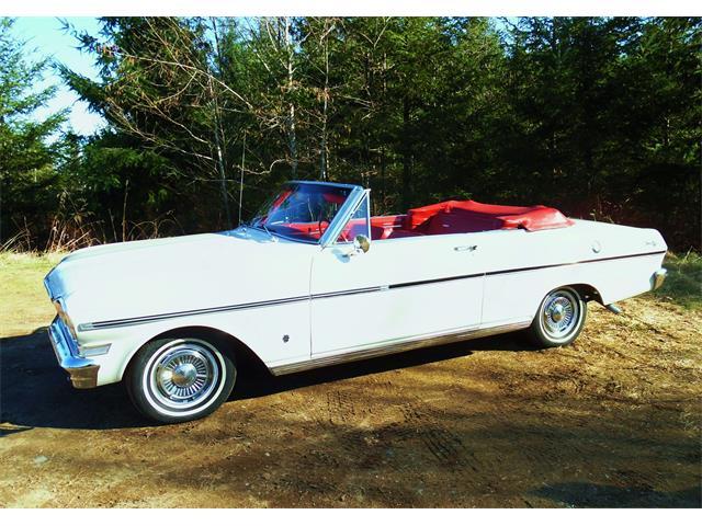 1963 Chevrolet Chevy II Nova | 643026