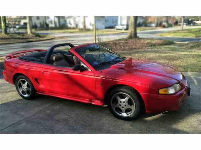1994 Ford Mustang SVT Cobra | 643028