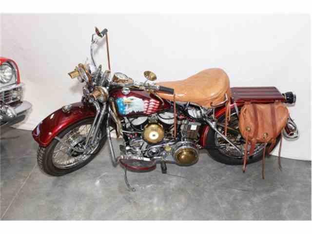 1942 Harley-Davidson WLA Military | 643223