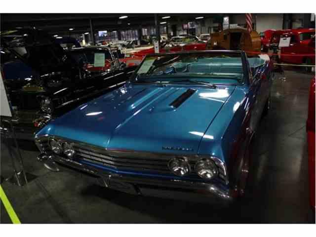 1967 Chevrolet Chevelle | 643224