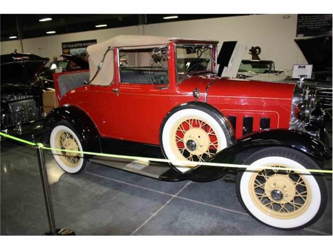 1931 ford model a for sale cc 643228. Black Bedroom Furniture Sets. Home Design Ideas