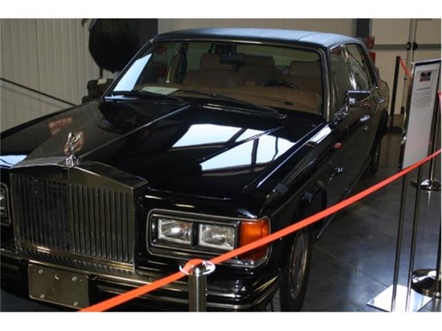 1991 Rolls-Royce Silver Spur II | 643230