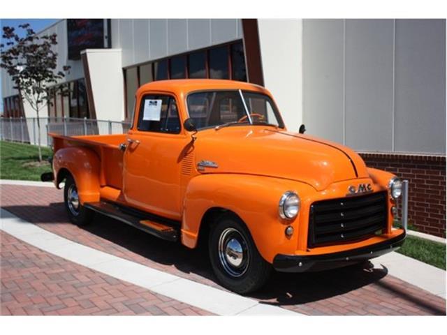 1952 GMC Pickup | 643231