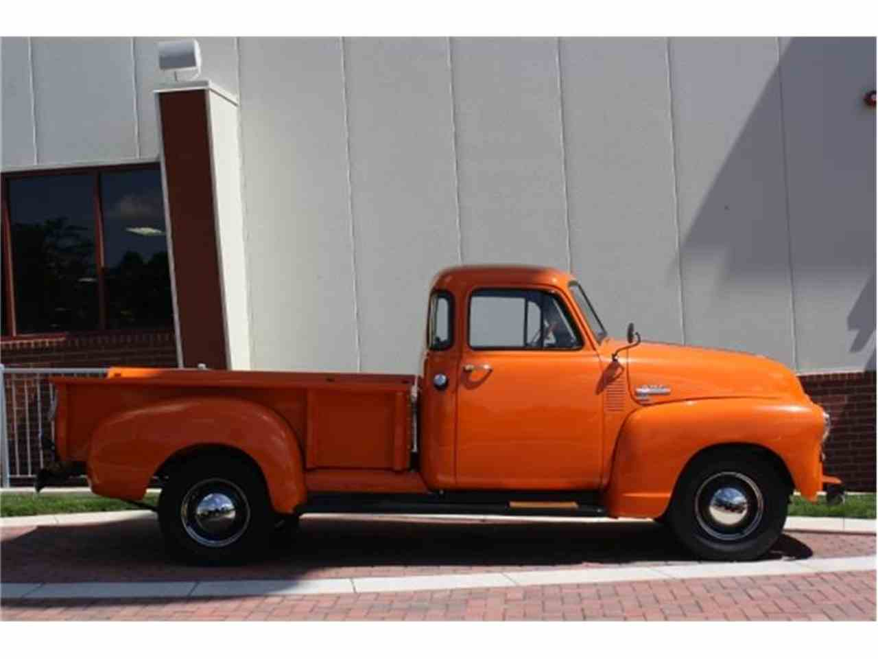 Large Picture of '52 Pickup - DSBJ
