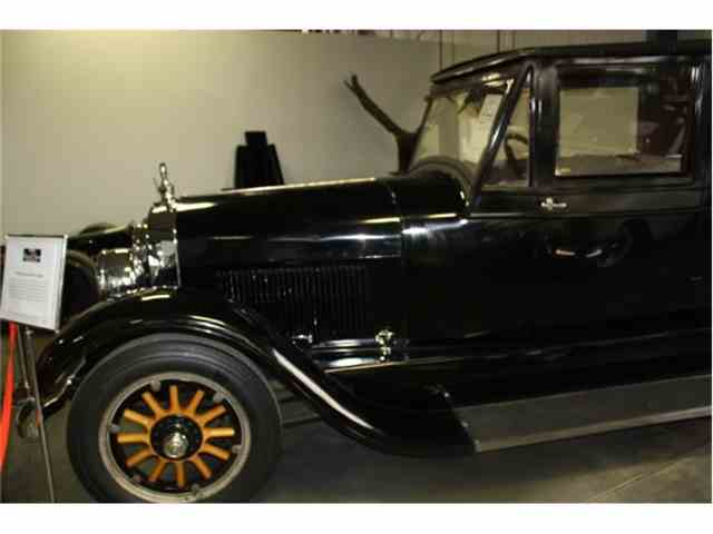 1926 Lincoln Coupe | 643238