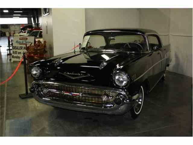 1957 Chevrolet Bel Air   643241
