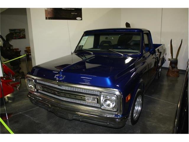 1969 Chevrolet Pickup | 643246