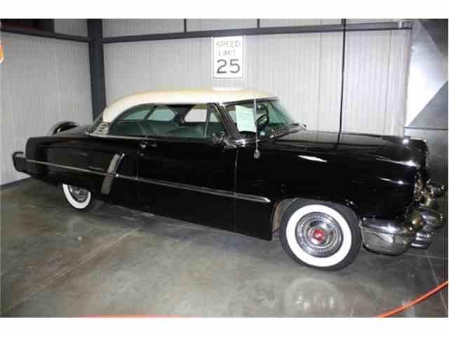 1952 Lincoln Cosmopolitan | 643253