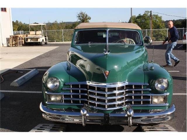 1947 Cadillac Series 62 | 643254
