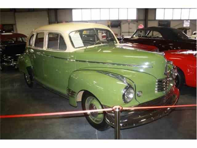 1942 Nash 600   643258