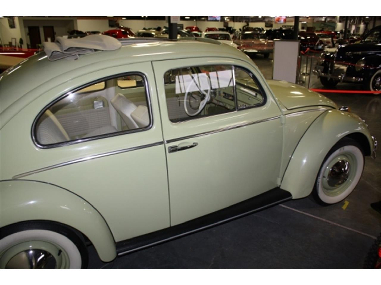 1963 volkswagen beetle for sale cc 643264. Black Bedroom Furniture Sets. Home Design Ideas