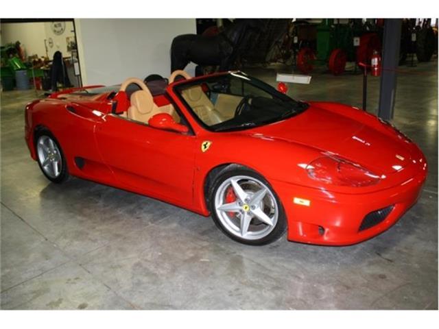 2004 Ferrari 360 | 643265