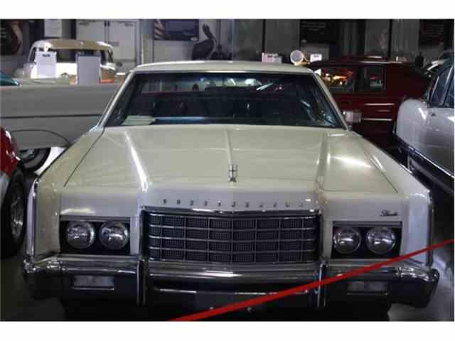 1973 Lincoln Continental | 643279