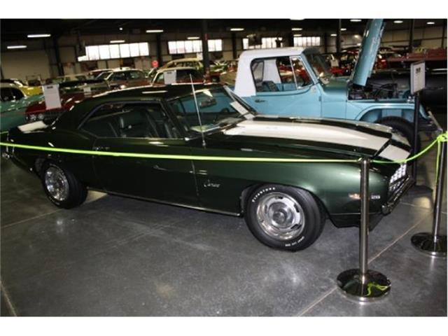 1969 Chevrolet Camaro Z28 | 643287
