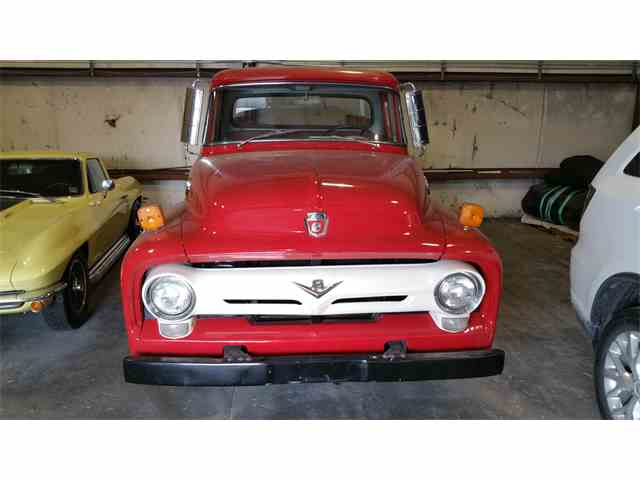 1955 Ford F100 | 643296