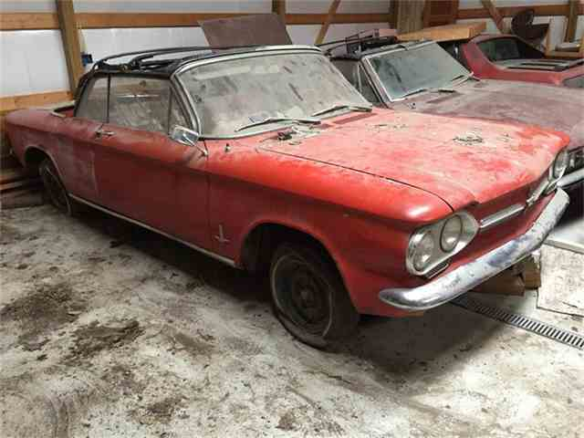 1962 Chevrolet Corvair | 643307