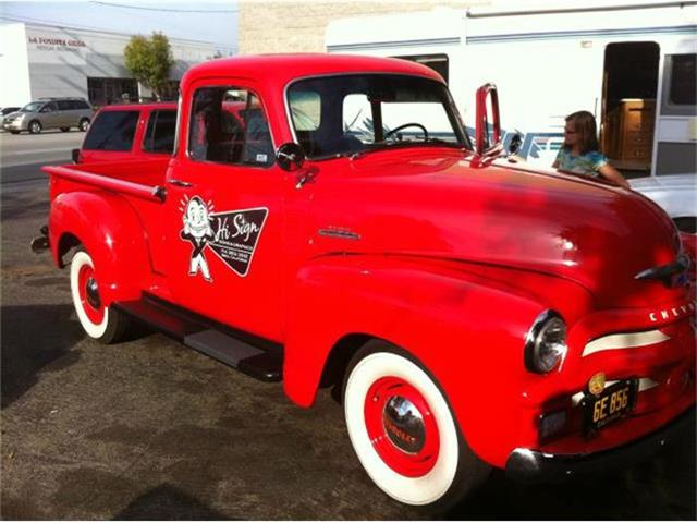 1954 Chevrolet 3100 | 640332