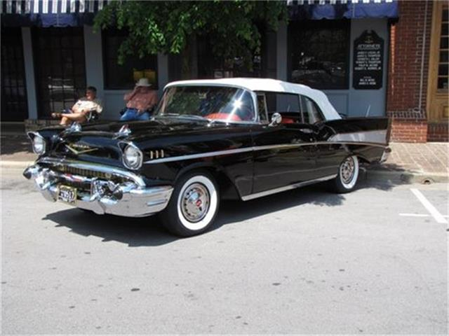 1957 Chevrolet Bel Air | 643829
