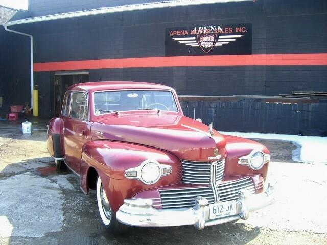 1942 Lincoln Continental | 643947