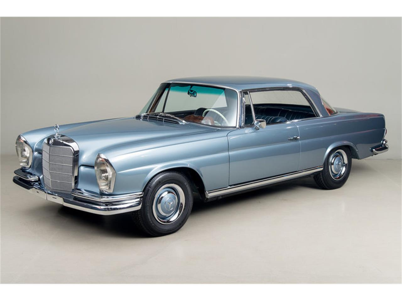 1966 mercedes benz 250se for sale cc for Mercedes benz inspection cost