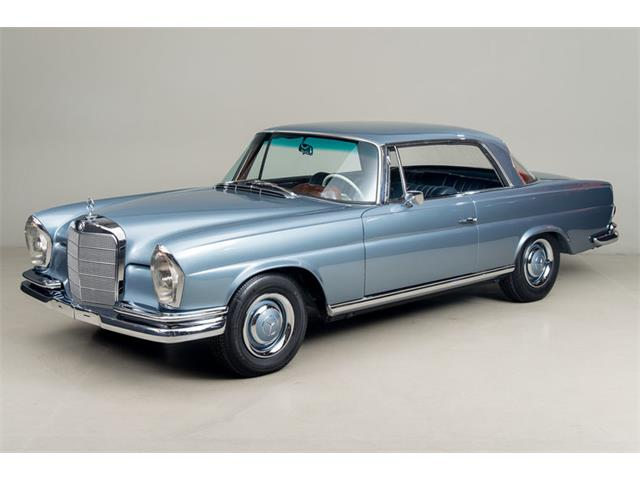 classic mercedes benz 250se for sale on 13 available. Black Bedroom Furniture Sets. Home Design Ideas