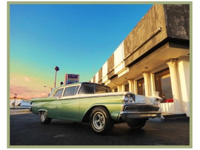1959 Ford 2-Dr Coupe | 644677