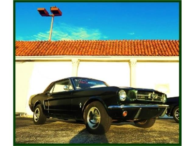 1965 Ford Mustang   644678