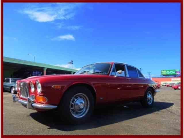 1970 Jaguar XJ | 644684