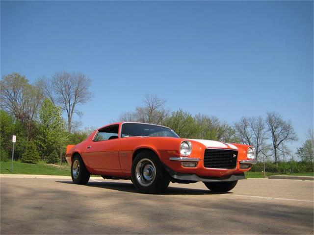 1971 Chevrolet Camaro | 640477