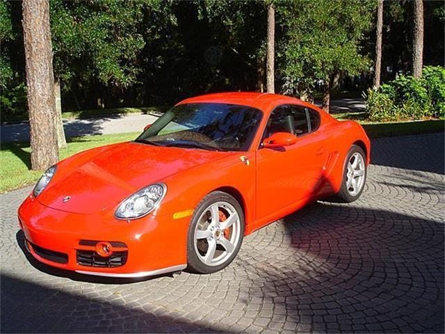 2006 Porsche Cayman | 644868