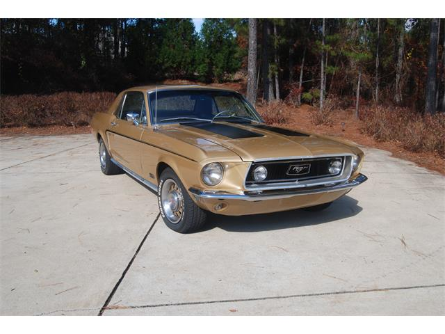 1968 Ford Mustang GT | 640487