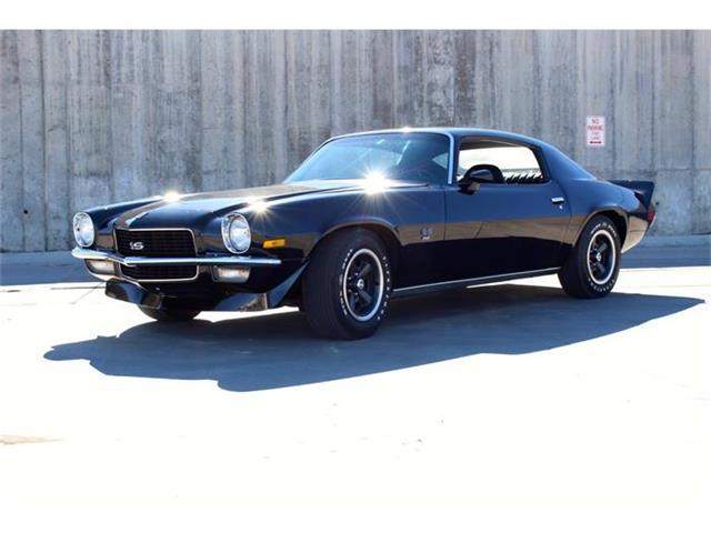 1971 Chevrolet Camaro SS | 640489