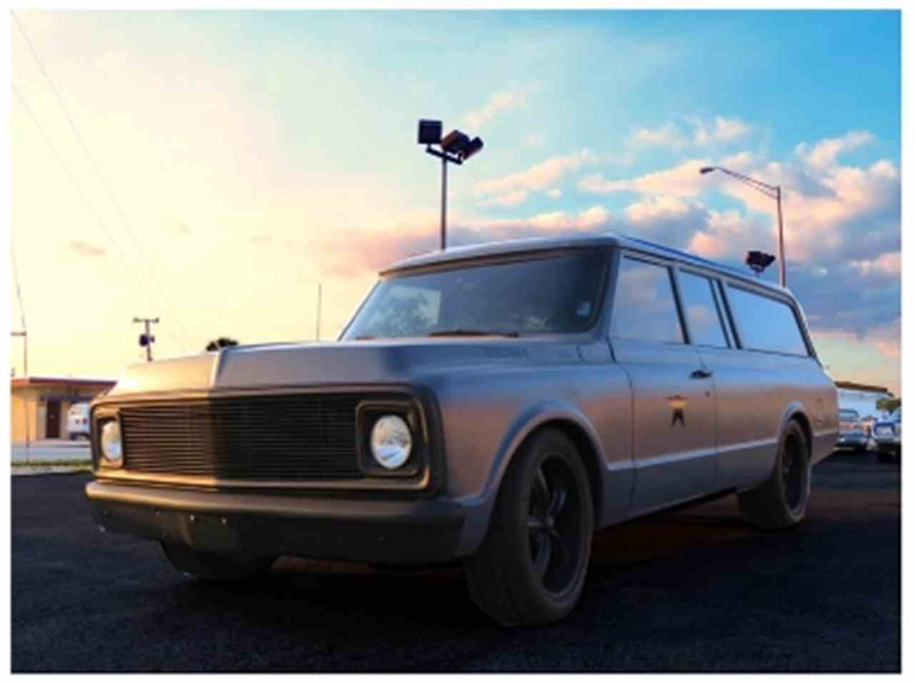 1972 Chevrolet Suburban for Sale - CC-640050
