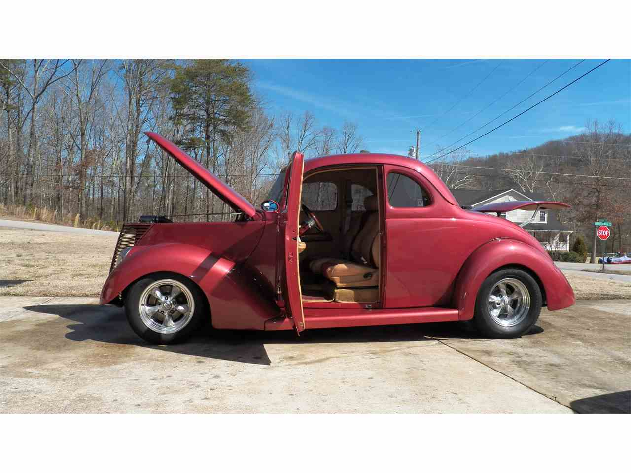 Large Picture of Classic 1937 Ford Coupe - $55,000.00 Offered by a Private Seller - DTW0