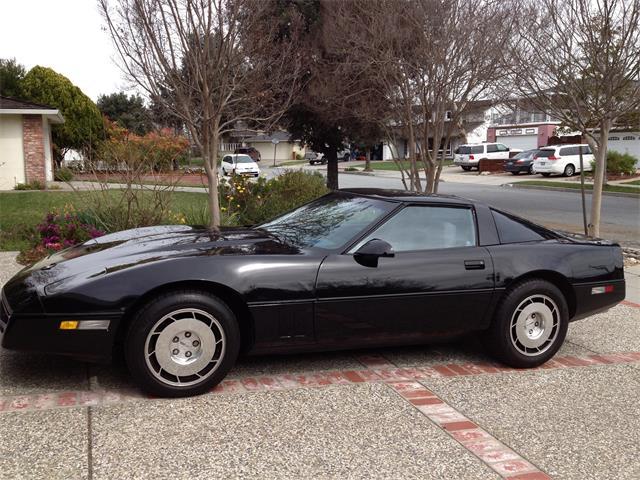 1985 Chevrolet Corvette | 645315