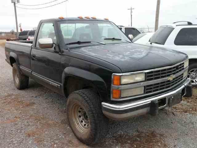 1993 Chevrolet C/K 3500 | 645330