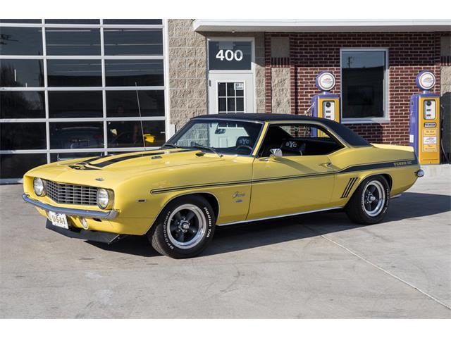 1969 Chevrolet Camaro | 645372