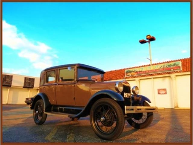 1929 Ford Model A | 640055