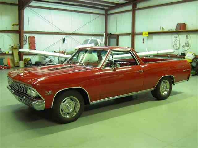 1966 Chevrolet El Camino | 645590