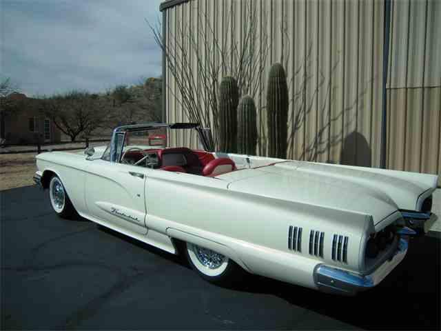 1960 Ford Thunderbird   645591