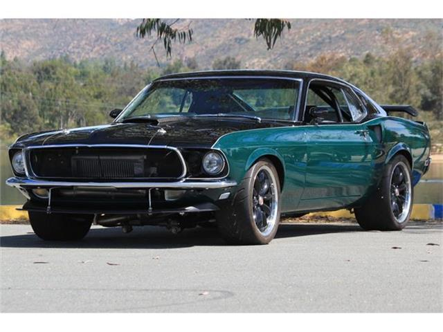 1969 Ford Mustang Mach 1 | 645947