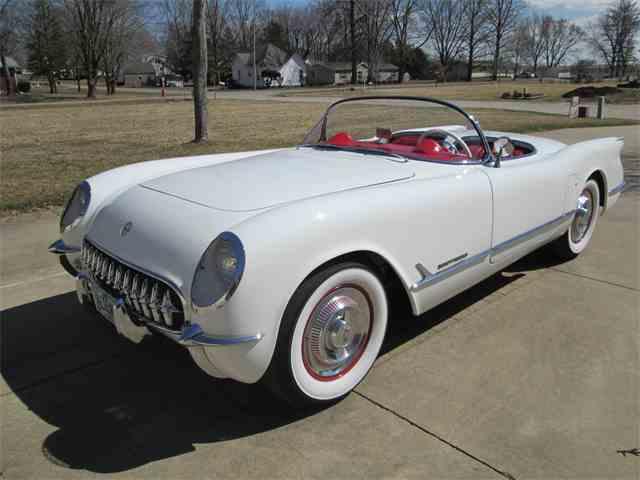 1953 Chevrolet Corvette | 646134